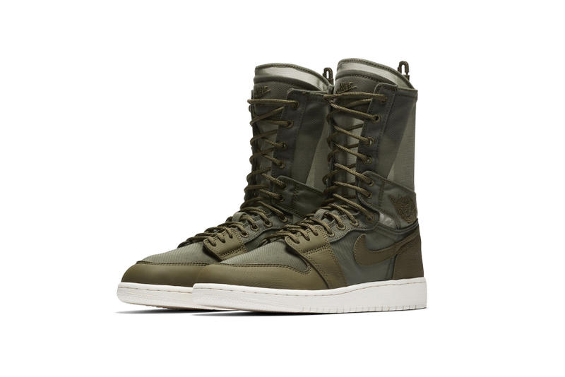 Nike Air Jordan 1 EXPLORER Olive