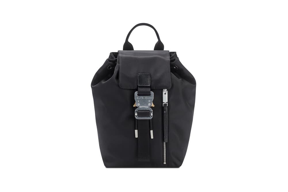 Alyx Baby X Backpack Black