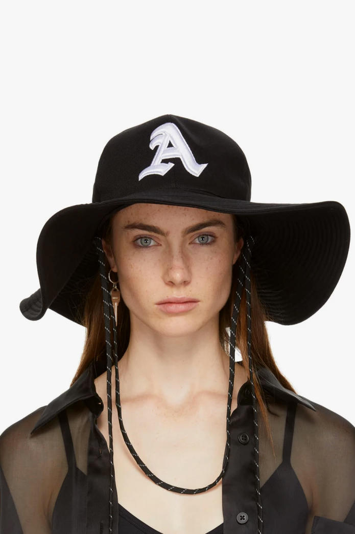 ambush yoon ahn black nobo beach hat fall winter 2018