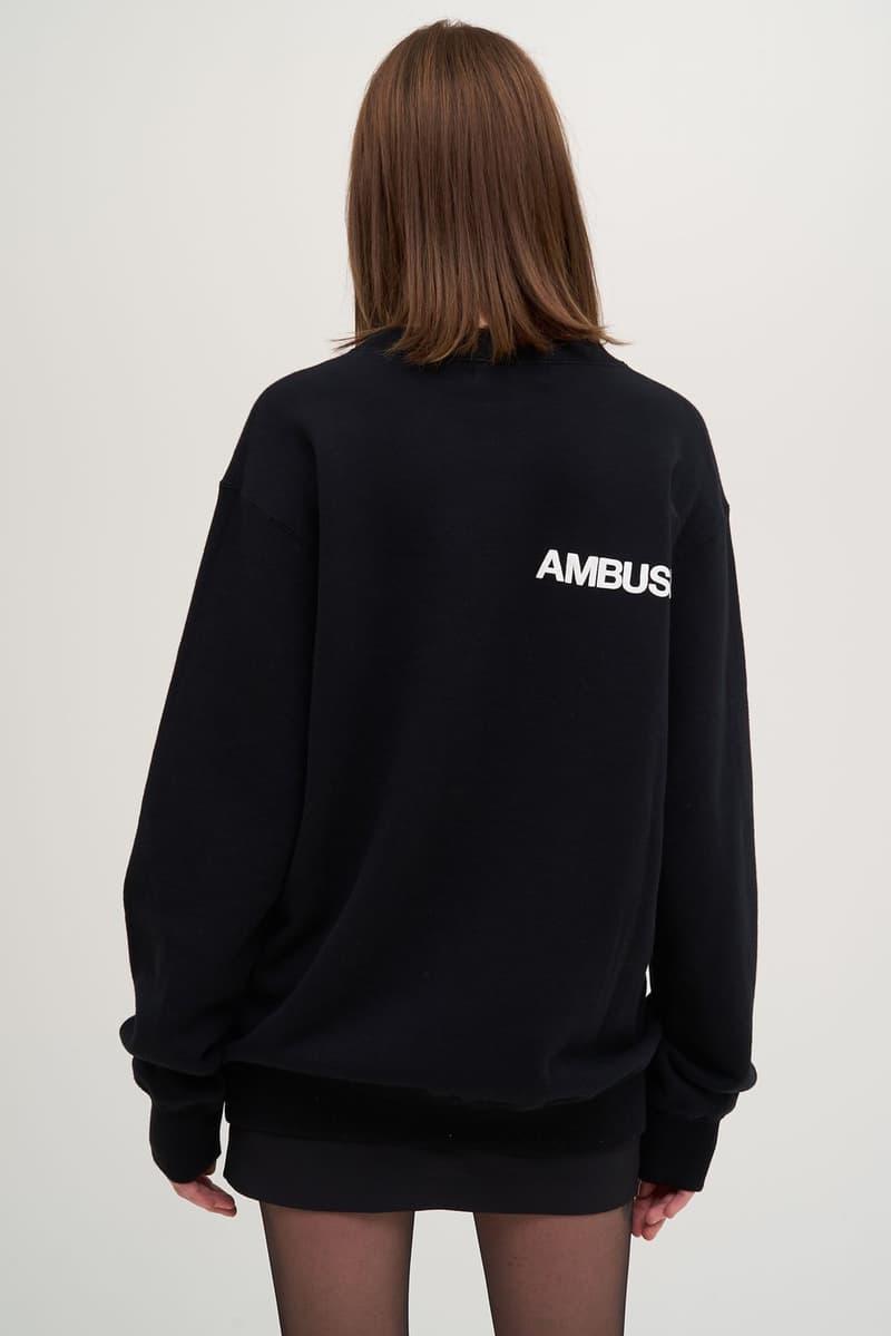 ambush yoon verbal fall winter 2018 fw18 017 editorial jewelry knits sweaters tees