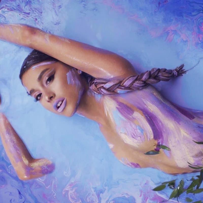 Ariana Grande Sweetner Album God Is A Woman Single Track Stream