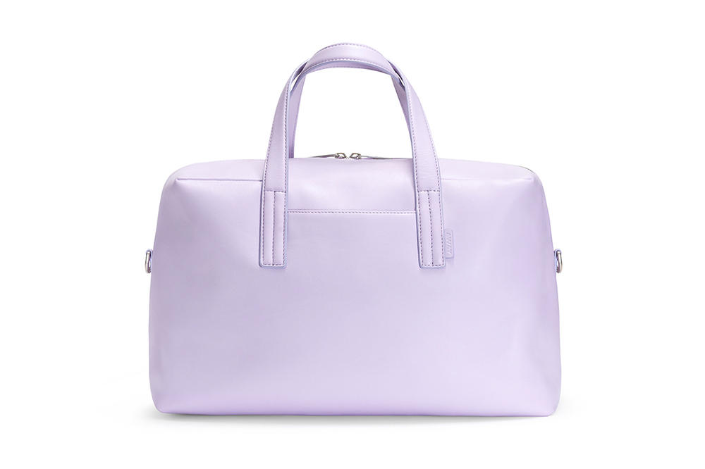 Away Salt and Stone Everywhere Bag Lilac Purple Lavender Travel