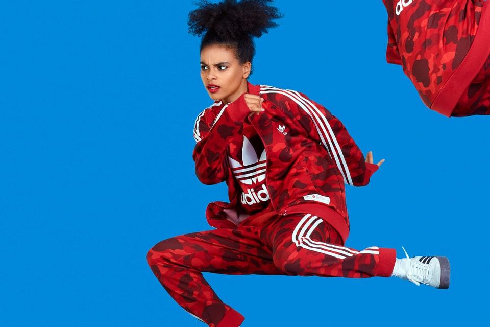 94055d05b3 adidas Originals x BAPE Releases Collection | HYPEBAE