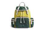 Picture of Channel the Grown-Up Girl Scout Look in Burberry's Color-Blocked Backpack