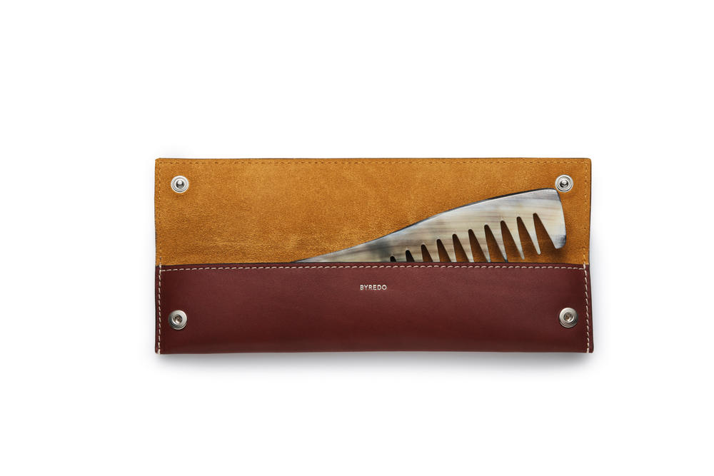 BYREDO Drops New Combs and Hair Fragrances Case Leather Luxury Perfume Beauty Keratin