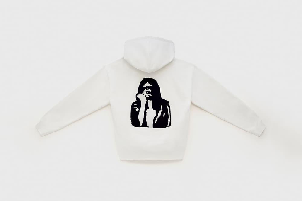 CALVIN KLEIN EST. 1978 Collection Hoodie White