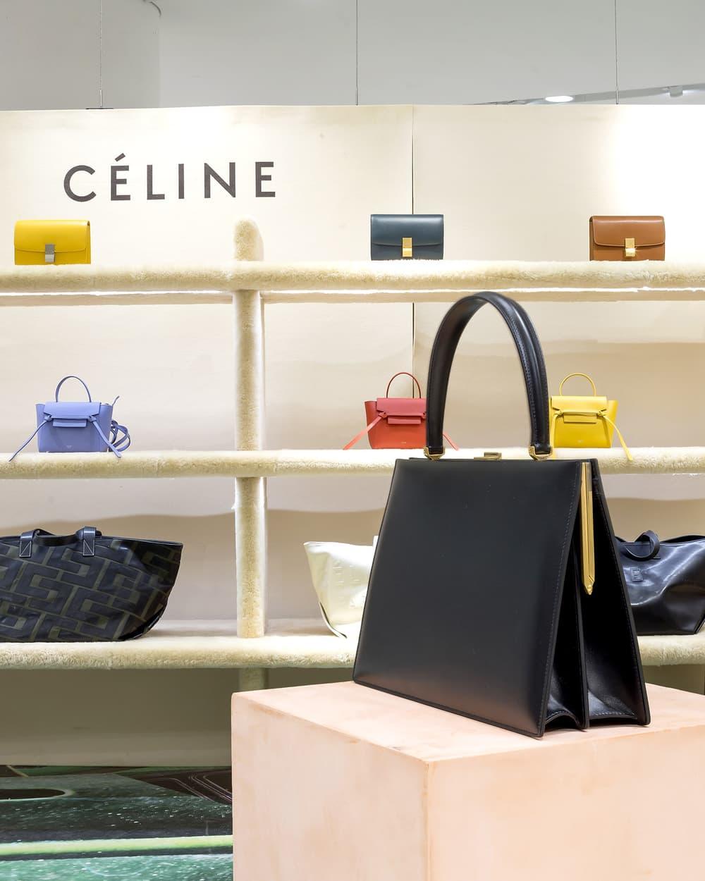 Celine Pop-Up Nordstrom Vancouver Pacific Centre Bag Handbags