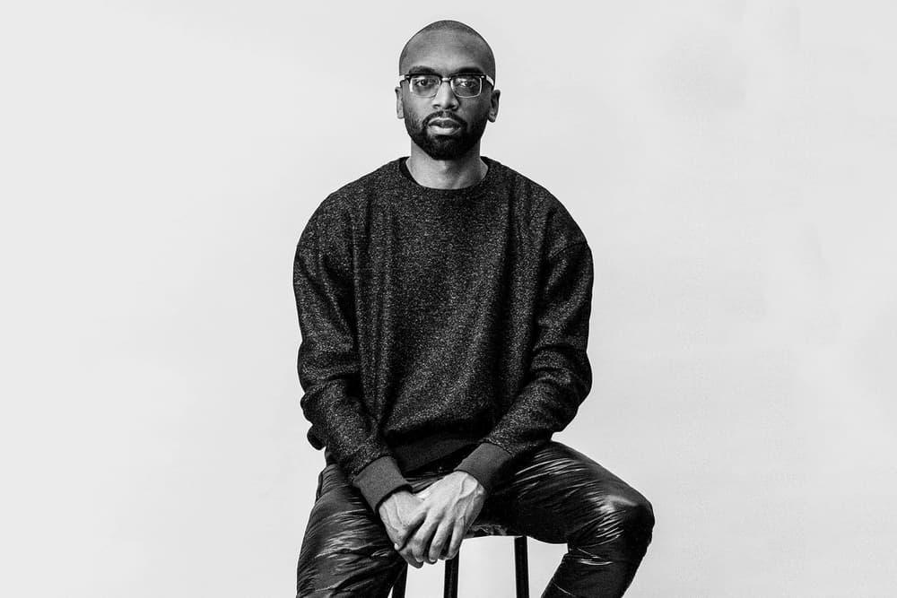 Kerby Jean-Raymond Pyer Moss Sweater Black
