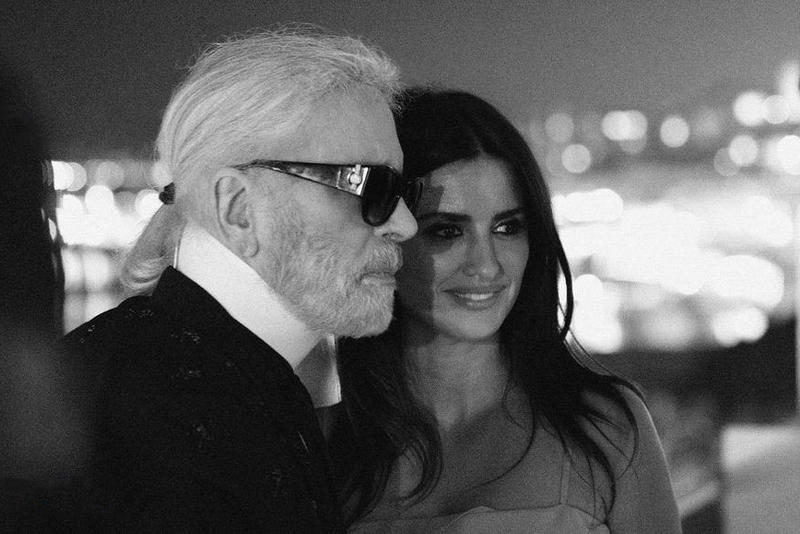 Penelope Cruz Chanel Ambassador Fashion Karl Lagerfeld Spring Summer Cruise Collection Campaign Muse