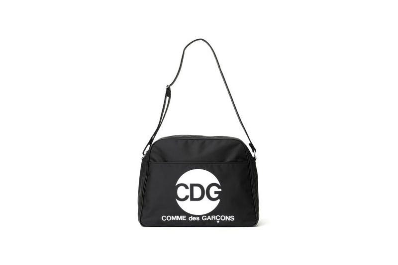 comme des garcons cdg branded july drop rei kawakubo bags hoodies jackets tees