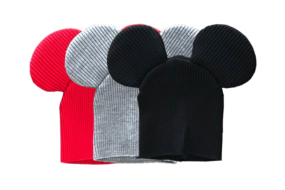 aa7d1e20a21ca Comme des Garcons Releases Mouse Ear Beanies