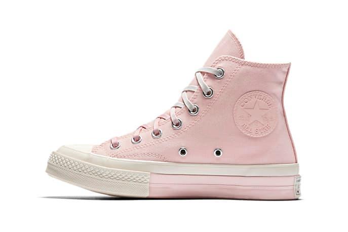 48d81e7c4793 Converse Chuck Taylor All Star 70 Super Color Block High Top Pink