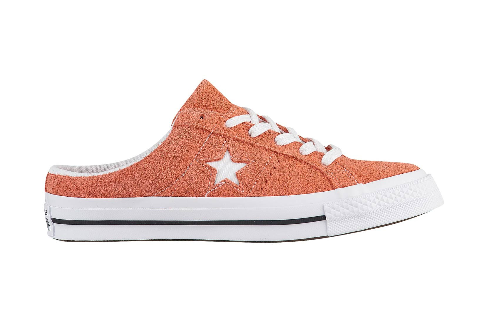 Converse's One Star Mule in Black and
