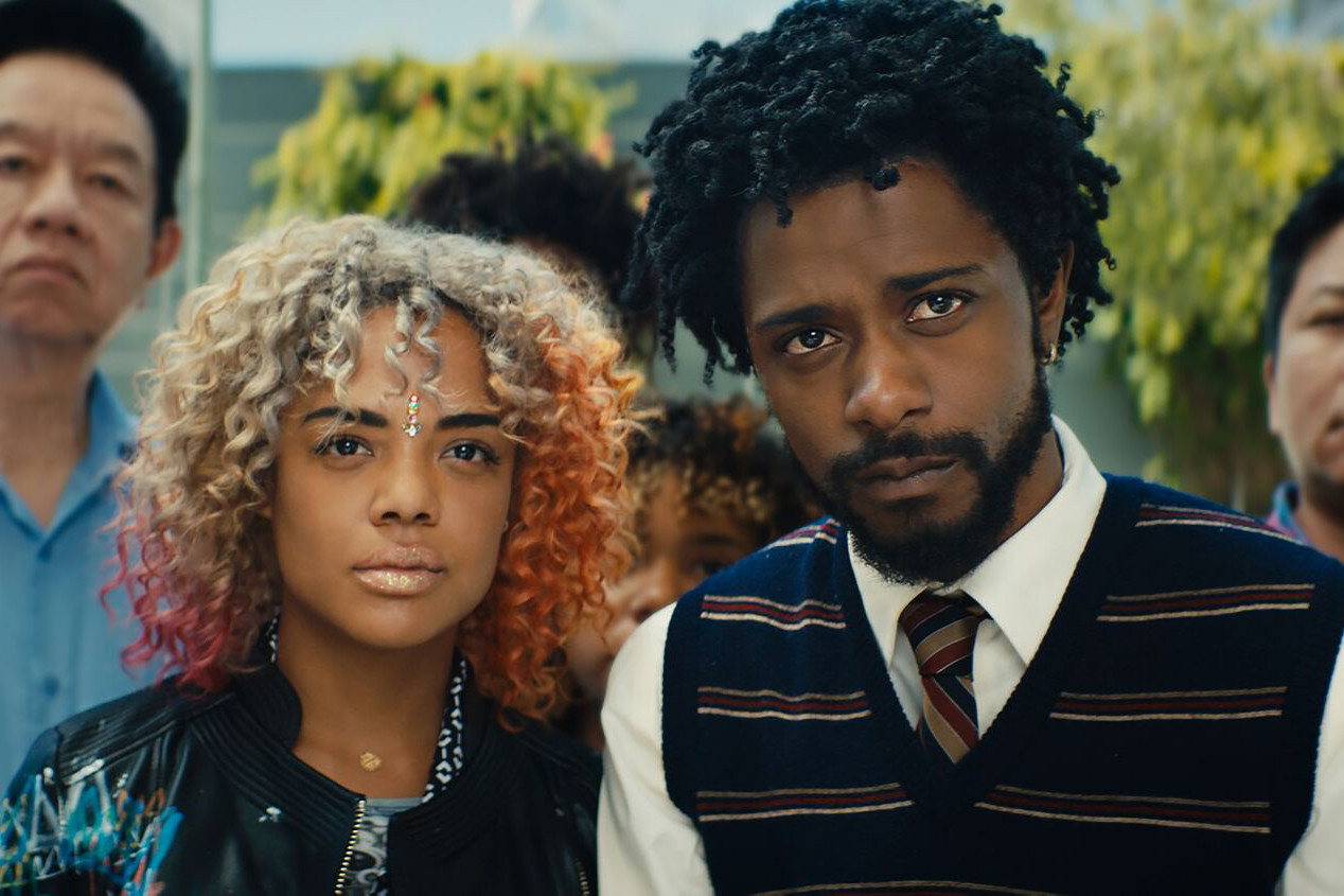 Feelfreeartz Movie Fashion Sorry To Bother You Costume Designer Breaks Down The Afro Futurist Looks From The Movie
