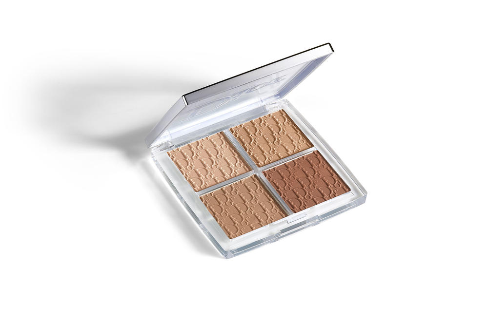 dior backstage contour palette makeup review beauty peter philips