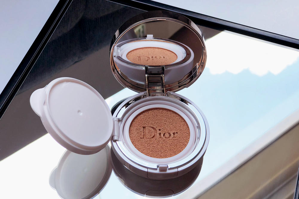 dior makeup dreamskin moist perfect cushion perfect skin creator compact foundation review