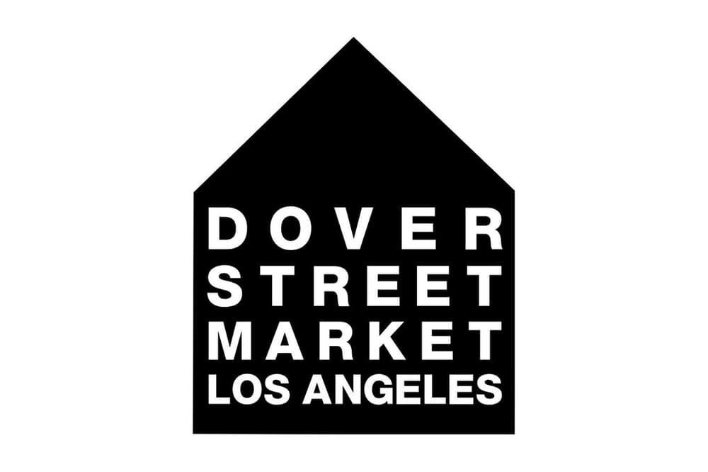 Dover Street Market Los Angeles Bootleg Merch