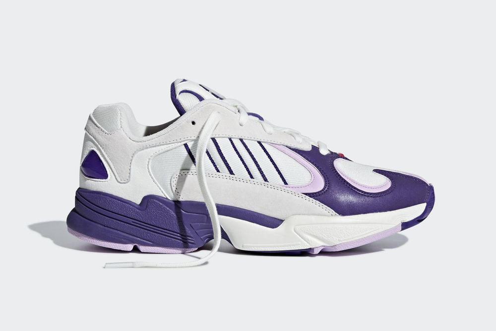 87bffb09a dragon ball z adidas collab yung 1 frieza purple white zx500 rum young goku