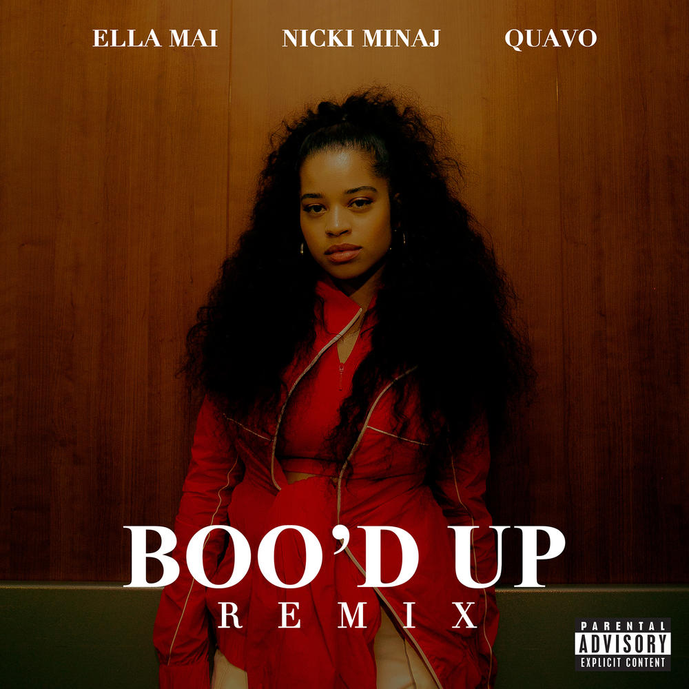 ella mai boo'd up remix nicki minaj quavo migos interscope records spotify