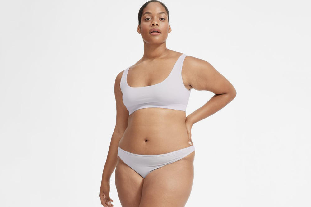Everlane Minimal Basic Cotton Underwear Collection