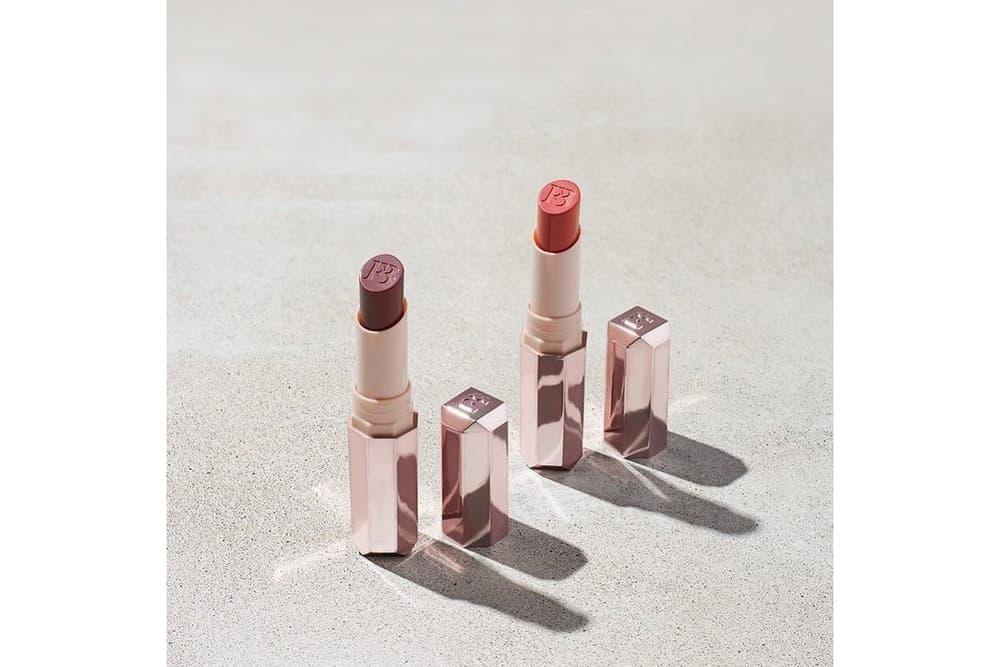 fenty beauty rihanna makeup mini lil mattemoiselle lipstick spanked griselda sephora
