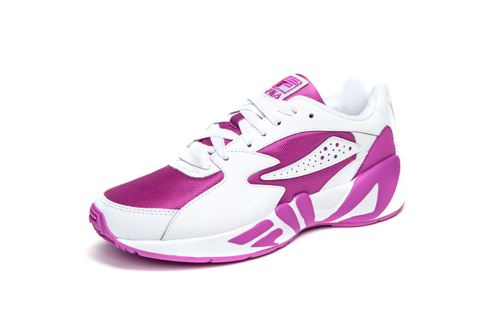 FILA Champs Sports Mindblower Pink White