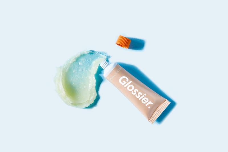 Glossier Mini Balm Dotcom Coconut Skincare