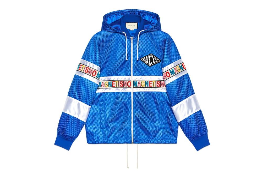 Gucci Spring Summer 2018 Tracksuit Jacket