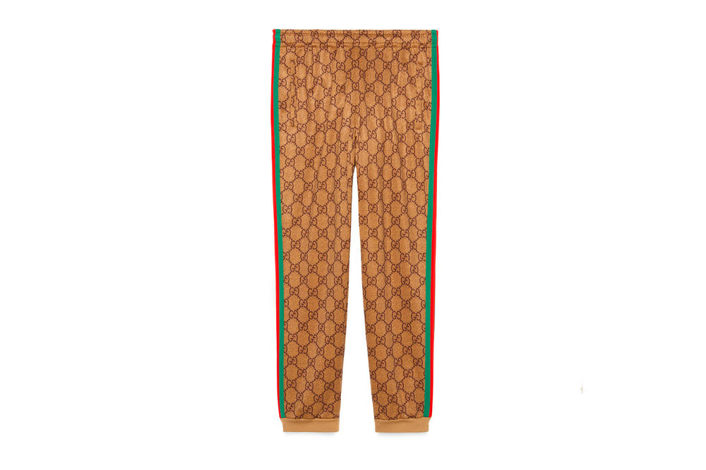 Gucci Spring Summer 2018 Tracksuit Pants