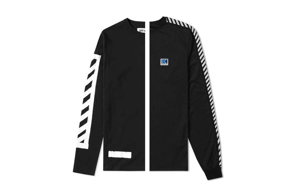 Helly Hansen Stripe Sweater Black