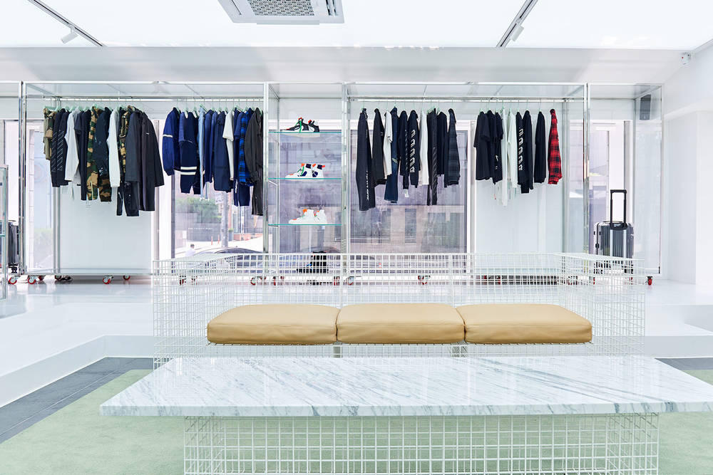 Off White Seoul South Korea Store