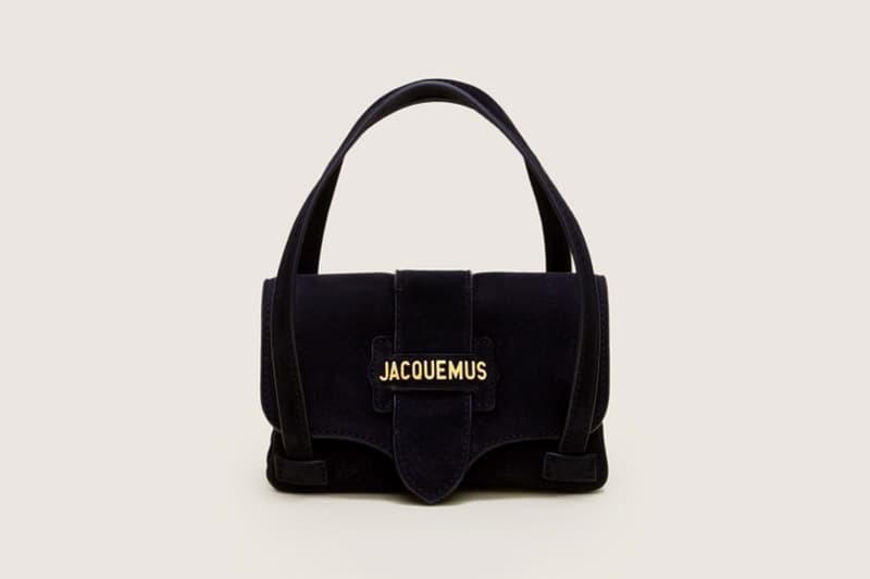 Jacquemus Le Sac Minho Black