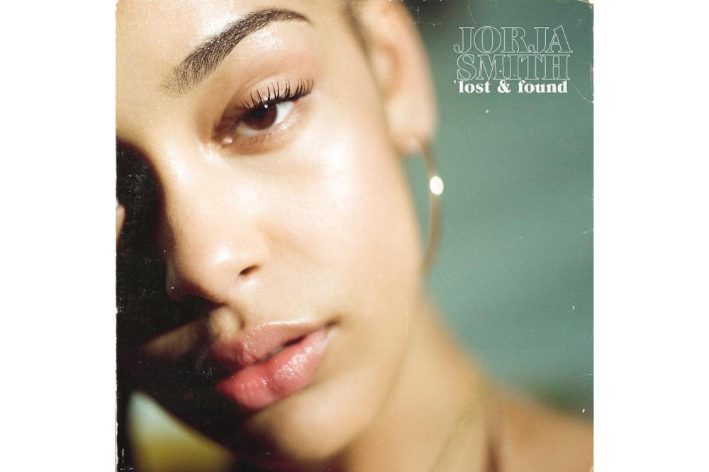 Jorja Smith Lost & Found Album Cover