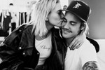 Picture of Justin Bieber Confirms Engagement to Hailey Baldwin in an Emotional Instagram Post