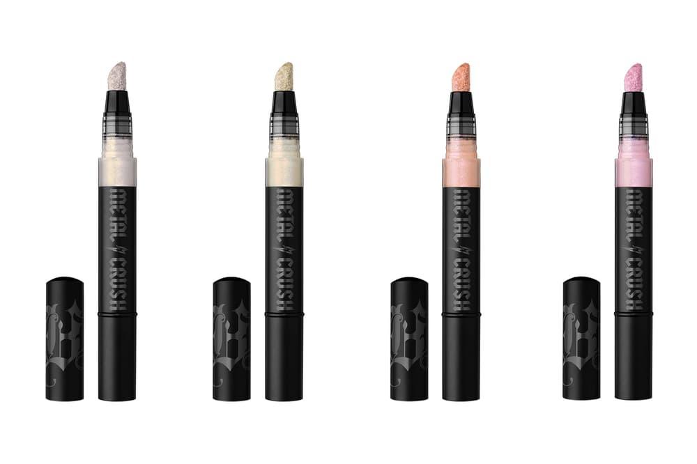 Kat Von D Beauty Metal Crush Liquid Extreme Highlighter Pen Powder