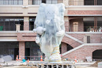 Picture of KAWS Has Installed His First 'Companion' Sculpture in South Korea