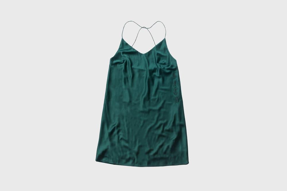 KITH Women Summer 2018 Collection Shana Slip Dress Amazon