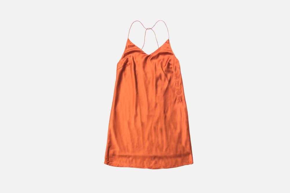 KITH Women Summer 2018 Collection Shana Slip Dress Sunset