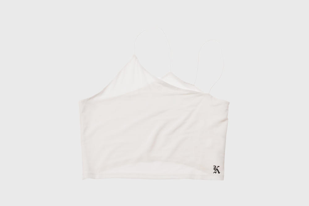 KITH Women Summer 2018 Collection Veronica Tank White