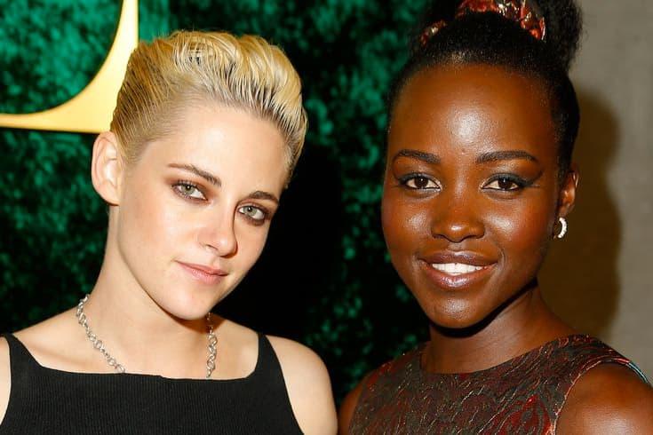 Charlies Angels Reboot Cast Confirmed Movie Lupita Nyong'o Kristen Stewart Movies