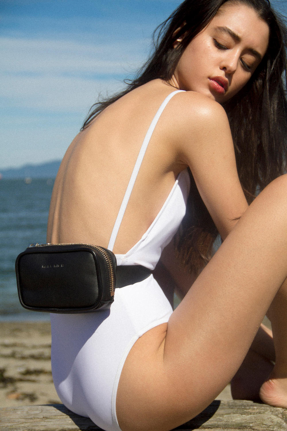 Mary Rich Bags LEather Designer Belt Bag Fanny Pack Toronto Pop Up Vancouver Canada