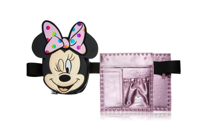 Minnie Mouse Spectrum Collections Makeup Brush Pink