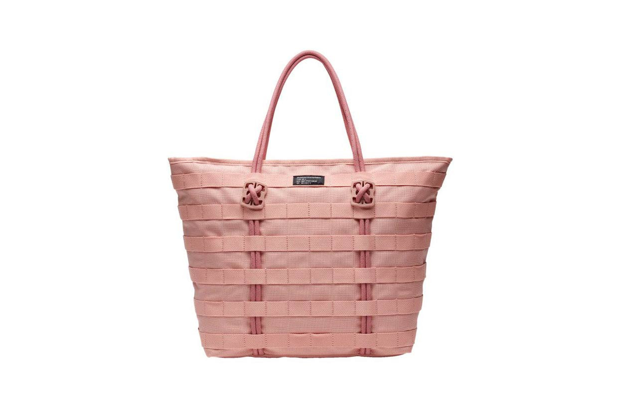 Nike Air Force 1 Tote Bag in Pink and