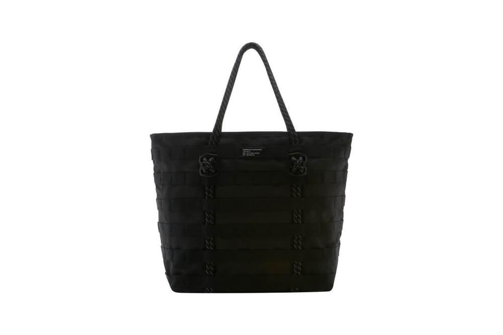 Nike Air Force 1 Tote Bag Black