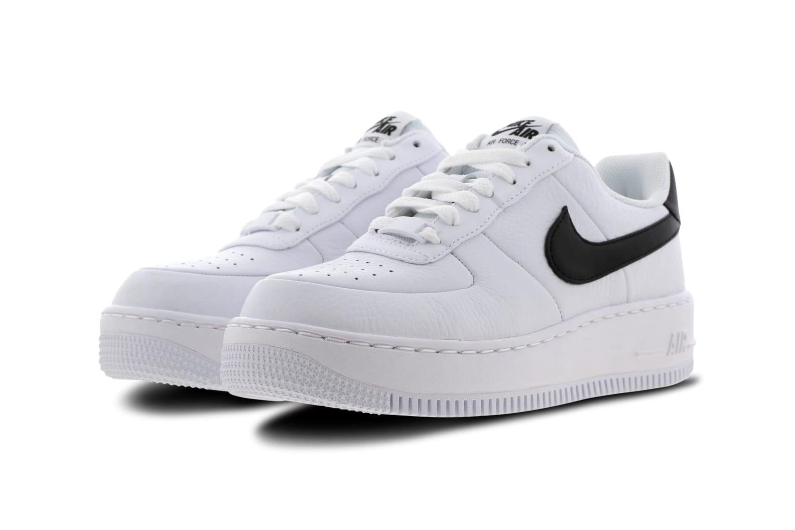 Nike Air Force 1 Upstep Monochrome