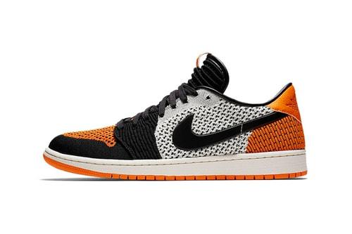 6f5e33f1e8cf Here s an Official Look at Nike s Air Jordan 1 Low Flyknit