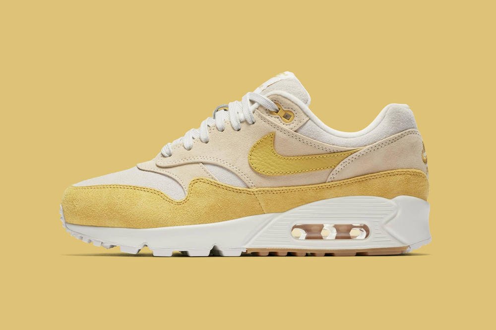 Nike Air Max 90/1 Guava Ice Wheat Gold