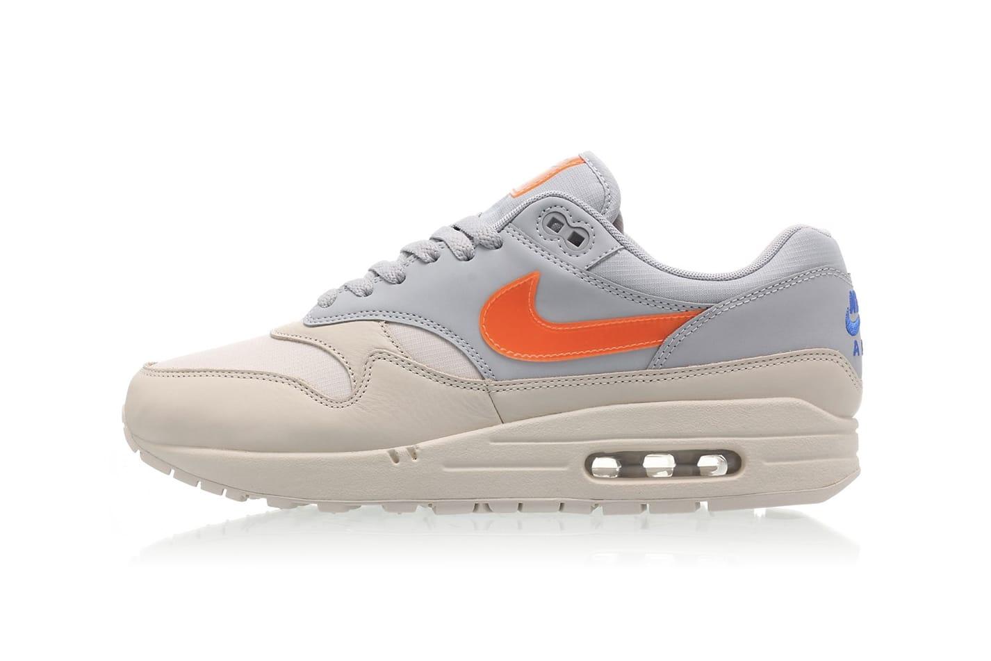 Nike Drops the Air Max 1 With an Orange