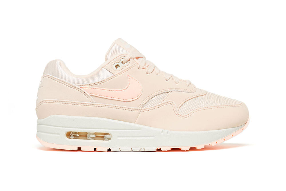 Nike Air Max 1 Peach Pink Guava Ice Women's Sneakers