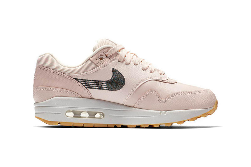 Nike Air Max 1 Premium Features Whole New Swoosh  935e71b381ae